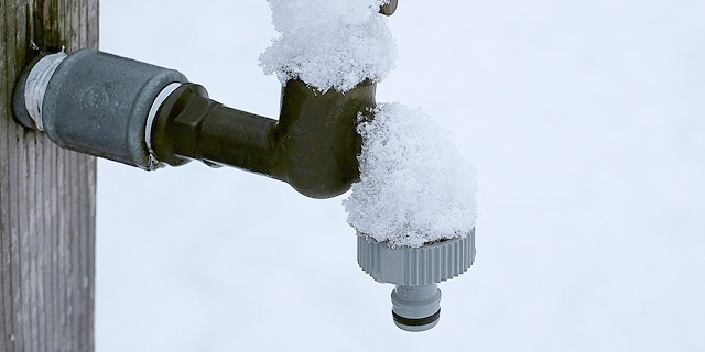 Stop outdoor faucets from freezing first - What temperature is too cold to paint outside ...