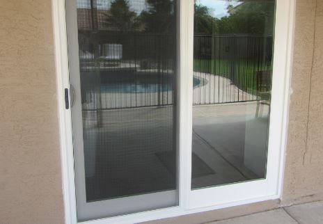 The Good And The Bad Of Sliding Screen Doors